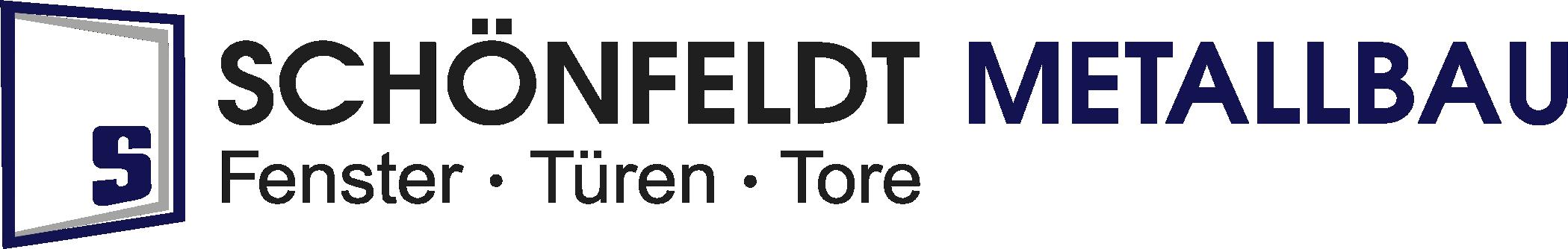 Firmenlogo Metallbau Schönfeldt